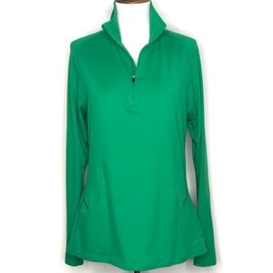 Champion Semi-Fitted Green Pullover Shirt A080224